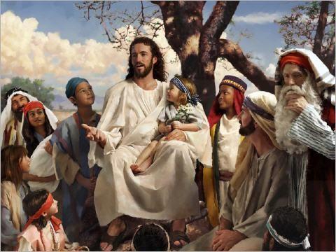"""""""Amad a vuestros enemigos"""". Mateo 5,43-48"""