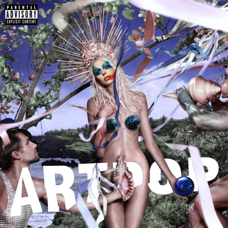 Lady Gaga - Artpop made by MMVM94   Coverlandia