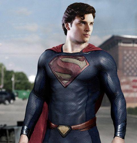 Tom Welling as Superman fan art. | Superhero Fan Art ...