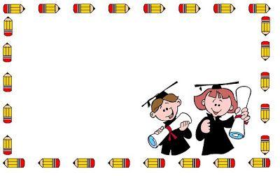 Bordes para diplomas de graduación - Imagui