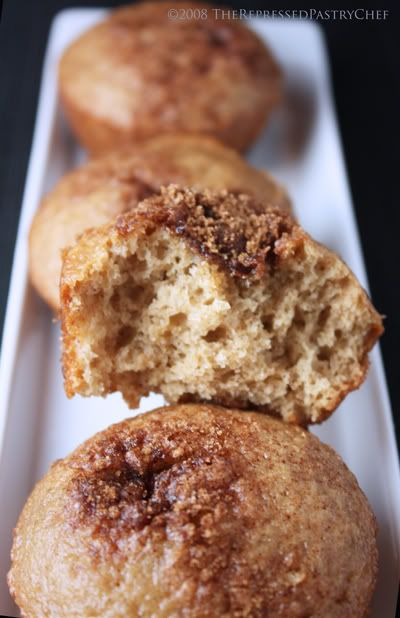 Amish Friendship Bread Muffins