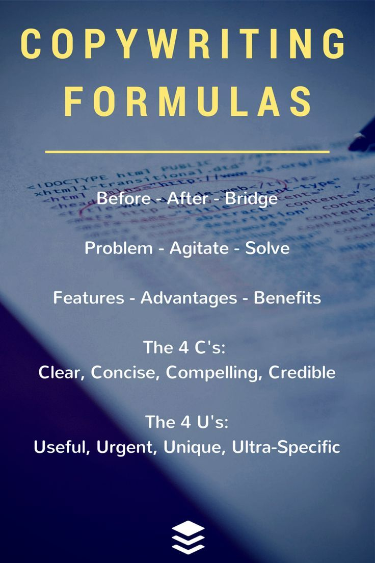 The 27 copywriting formulas that drive clicks and engagement on social media