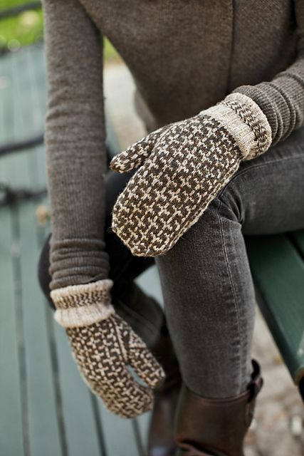 Site has alot of free patterns mittens