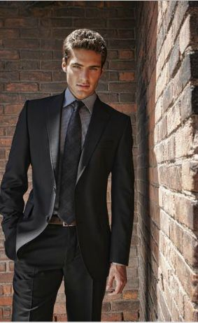 25  best ideas about Grey suit black shirt on Pinterest | Grey ...