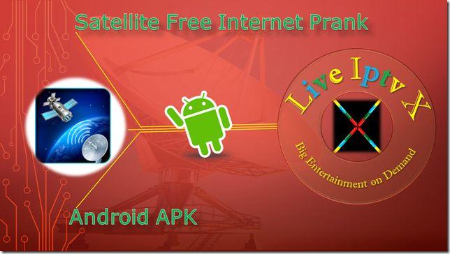 Watch TV Stream Online - Satellite Free Internet Prank APK