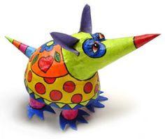 niki de saint phalle patterns - Google Search
