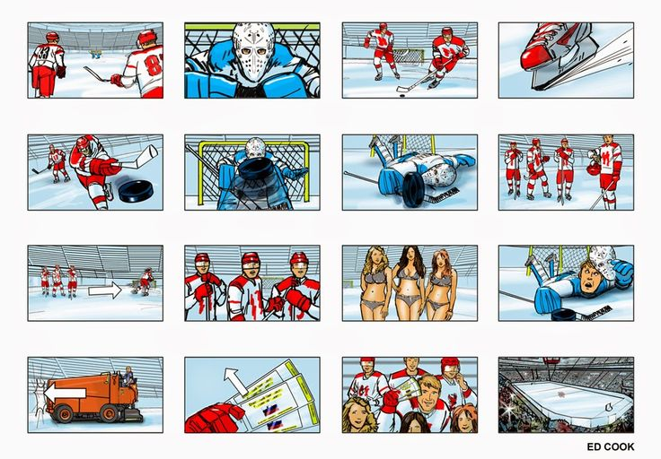 storyboard for airline commercial - Google Search story board - commercial storyboards