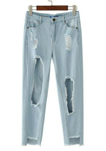 Danny distressed Jeans - WILD BILLY   Free Express Shipping, Australia online clothing store, Womens Fashion