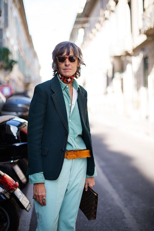 On the Street…Via Sant'Andrea, Milan