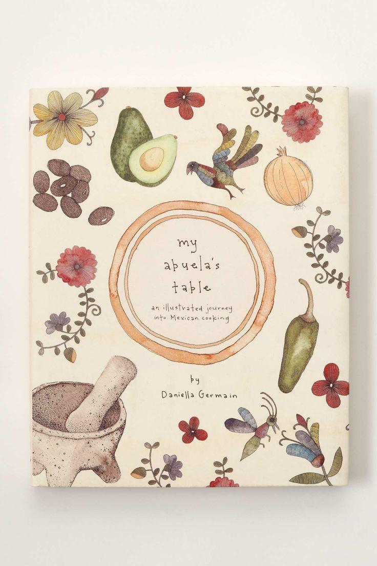 Mexican Cookbook Cover : Lucinda s favorite cookbooks of illustrati☆ns