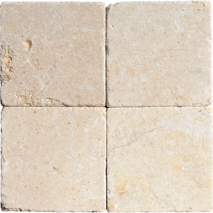 19 best Seashell Tumbled Stone images on Pinterest Flooring