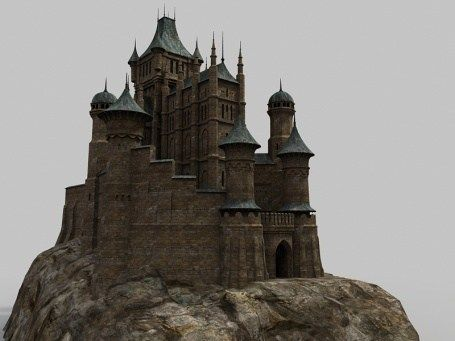 The Gothic Castle