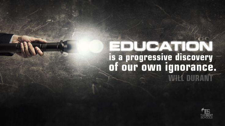 Education Is A Progressive Discovery Of Our: 65 Best Quotes & Inspiration Images On Pinterest