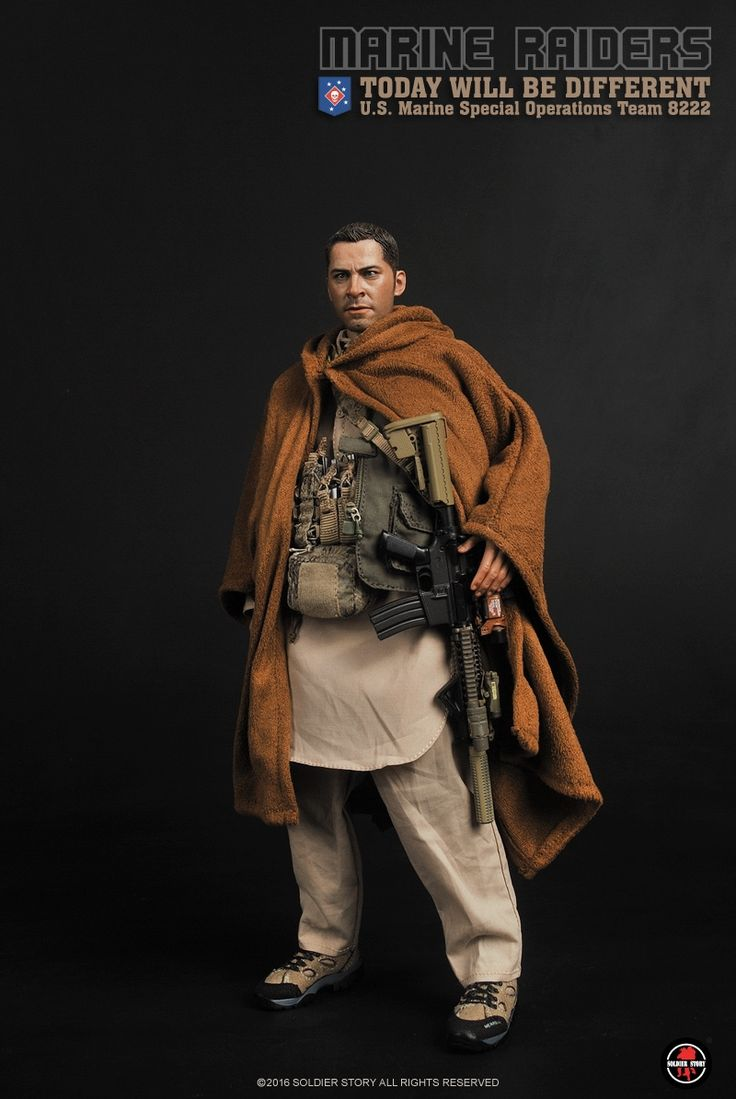 """248.00$  Buy here - http://aliual.worldwells.pw/go.php?t=32770021753 - """"1/6 scale  Collectible Military figure Marine Raiders Today Will Be Different MSOT 8222 12"""""""" action figure doll model toy"""" 248.00$"""
