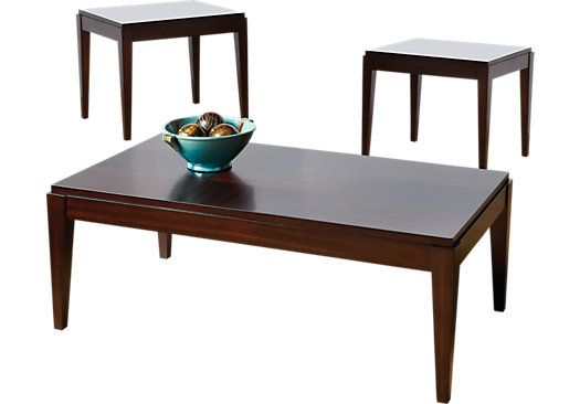 Shop For A Lansing 3 Pc Table Set At Rooms To Go Find