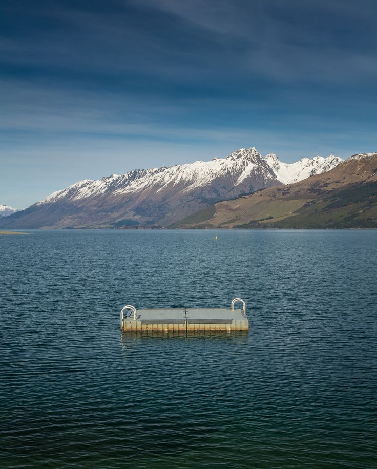 Waiting for Summer - Glenorchy, New Zealand