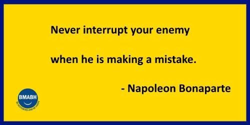 funny inspiring quotes about enemy.For more #quotes and #inspiration, follow us  at https://www.pinterest.com/bmabh/  or visit our website http://www.bmabh.com/