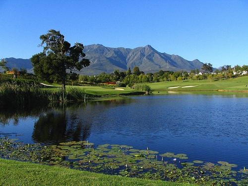 Fancourt Golf resort in George, South Africa, South Africa travel, South Africa photo