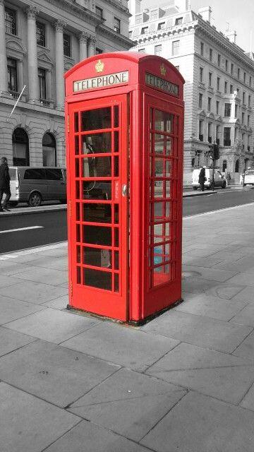 Londyn styczeń 2015