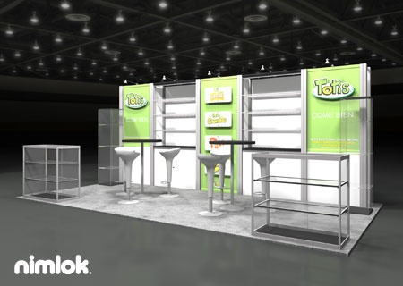 1149 best images about trade show exhibits on pinterest - Food booth ideas ...