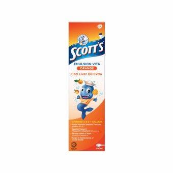 Shop Now SCOTT'S Emulsion Orange 400mlOrder in good conditions SCOTT'S Emulsion Orange 400ml Before SC036HBAA80TYKANMY-17065697 Health & Beauty Food Supplements Well Being Scott's SCOTT'S Emulsion Orange 400ml