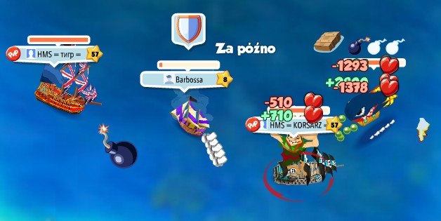 Od poniedziałku zapraszamy do kolejnego turnieju, tym razem PvP ;) A zgłosić można się już teraz :) Do wygrania Gleemmery :) http://wp.me/p2QwhS-B4 #piratessaga