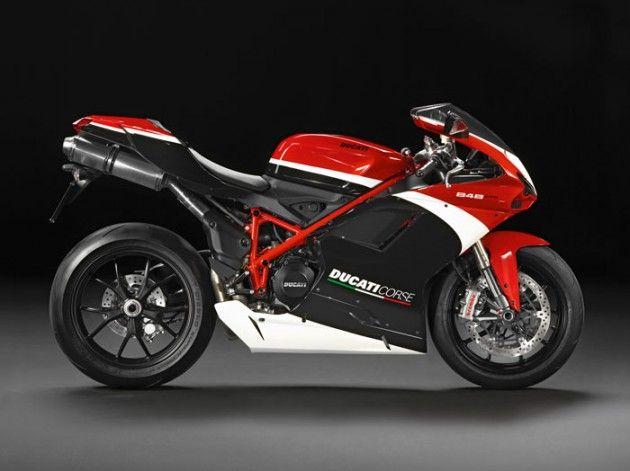 2012 Ducati 848 EVO Corse SE