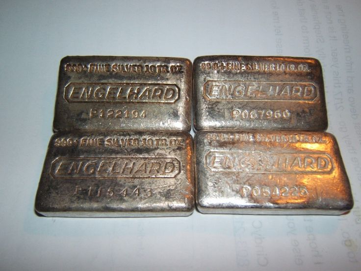 #New post #4 - 10 oz .999+ fine silver Engelhard old style loaf poured bars  http://i.ebayimg.com/images/g/8ZoAAOSw2gxYm95U/s-l1600.jpg   4 – 10 oz .999+ fine silver Engelhard old style loaf poured bars  Price : 999.99  Ends on : 7 days  View on eBay  Post ID is empty in Rating Form ID 1 https://www.shopnet.one/4-10-oz-999-fine-silver-engelhard-old-style-loaf-poured-bars/