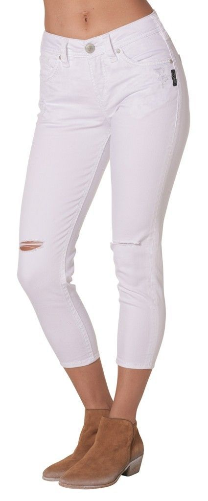 225 best White Capris images on Pinterest