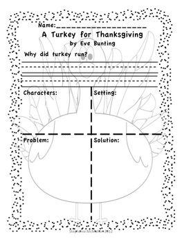 THANKSGIVING READ ALOUDS FREEBIE PACK- TURKEY BOOKS! PDF AND MATCHING POWERPOINT - TeachersPayTeachers.com