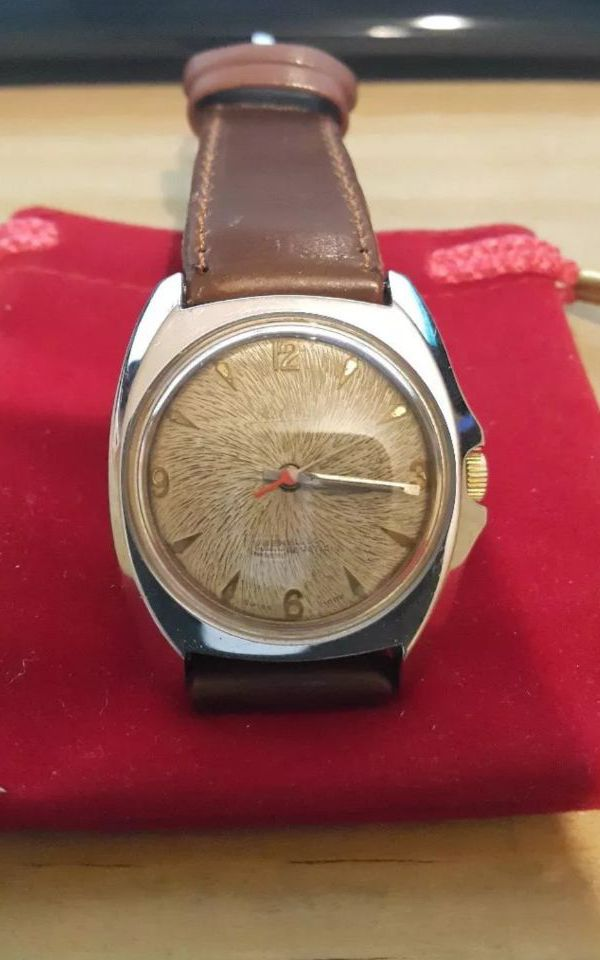 [Identify] What watch is this? Movement says TISSOT but I cant seem to find anything about it via /r/Watches