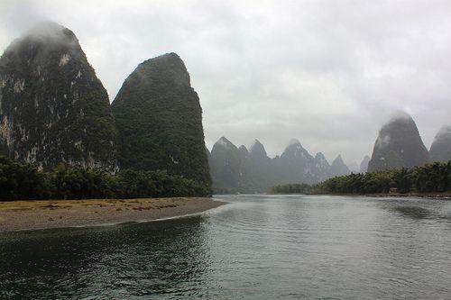 Li river, China 2010