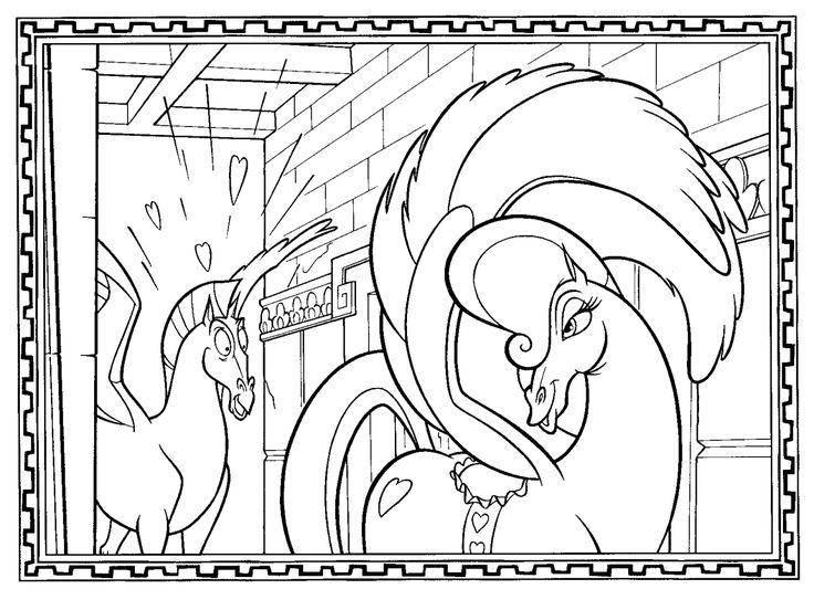 84 best Disney Hercules coloring pages Disney images on Pinterest