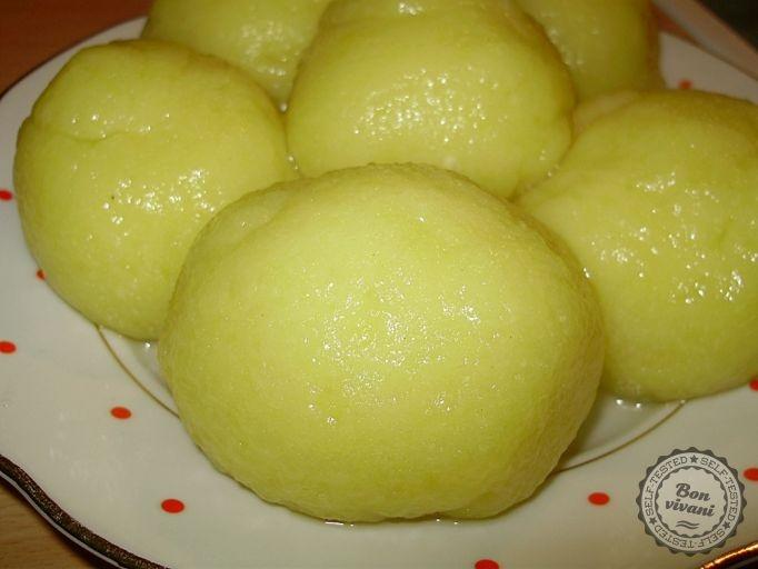 Bavorské zemiakové knedle | bonvivani.sk