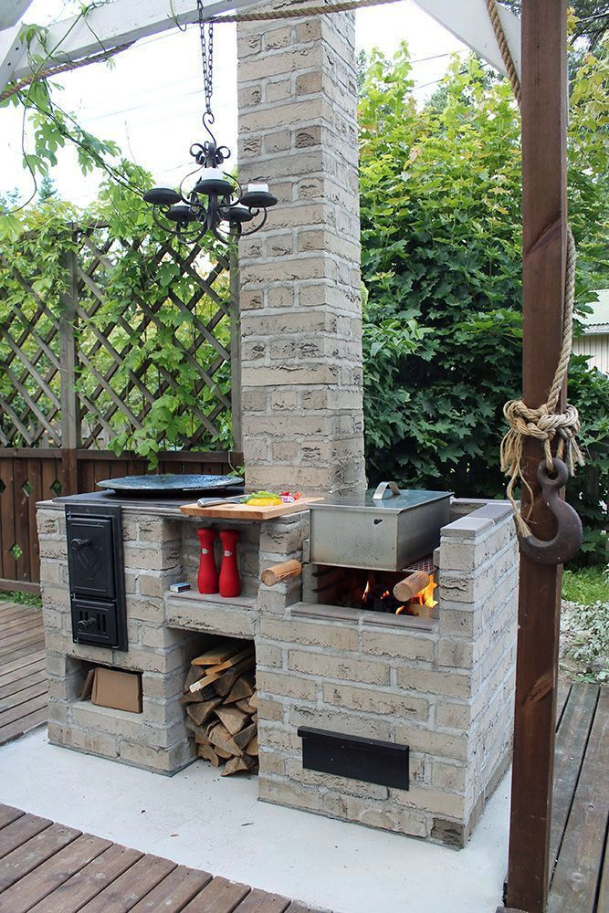 Gorgeous Concepts For Outdoor Kitchens Diy Outdoor Kitchen