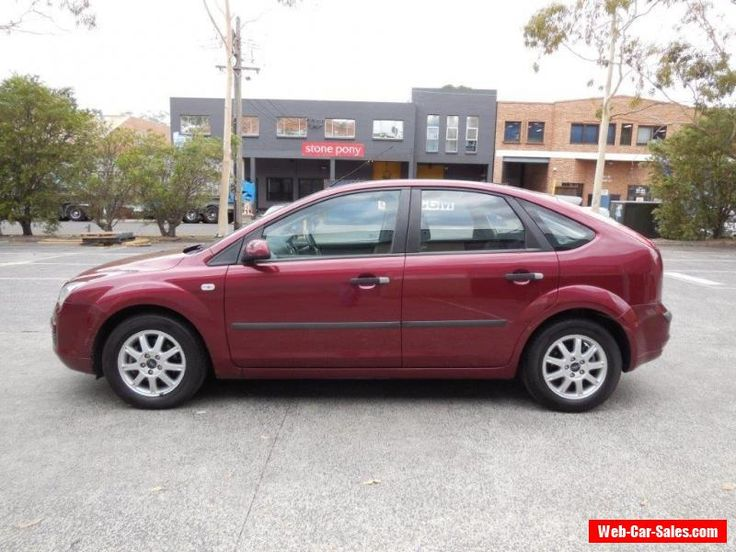 Ford focus CL  2006 5 door hatch auto  ONLY 85772 kms - very clean #ford #focus #forsale #australia