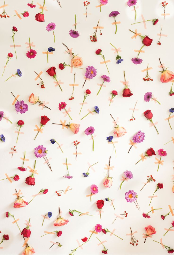 Petal Pushers Photo Backdrop