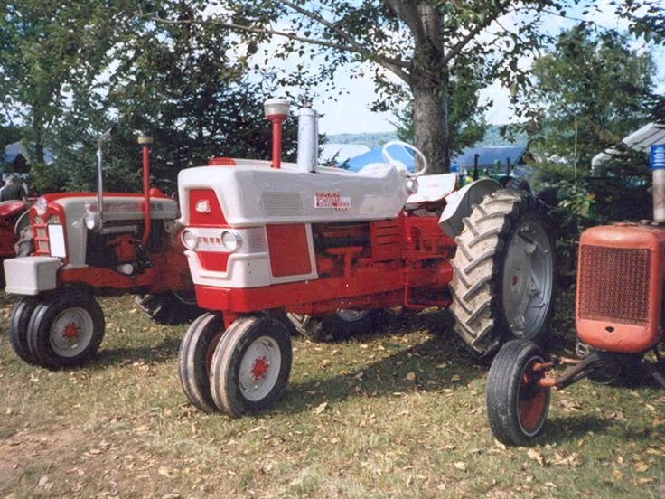 Ford 6000 Diesel Tractor : Best images about tractors made in highland park mi on