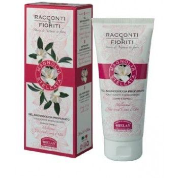 body wash magnolia stellata. energizing toning, body and hair, 100% natural