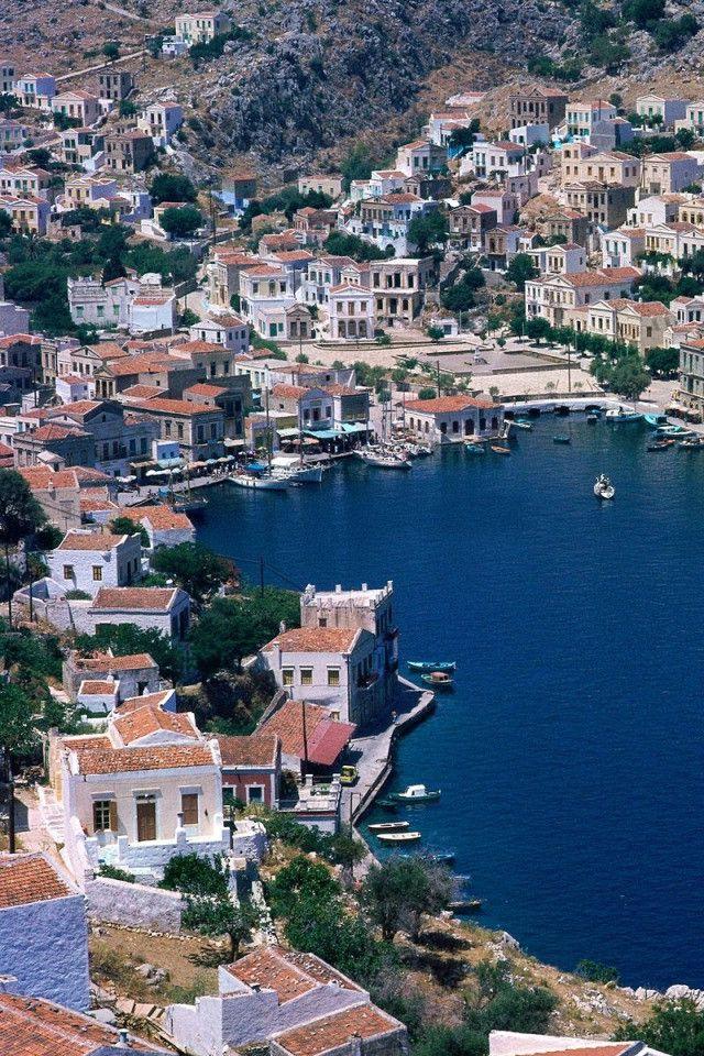 Greece island Symi