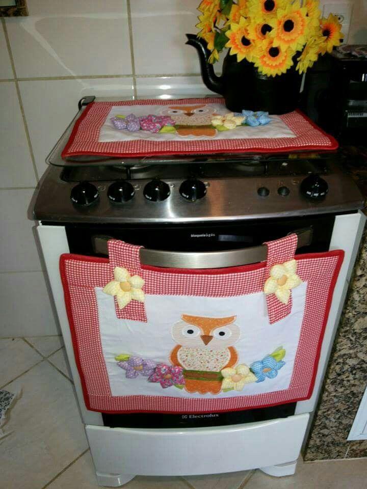 Panô forno coruja