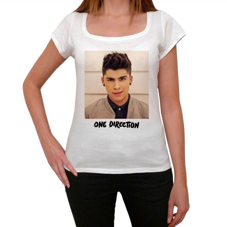 Zayne Malik One Direction 1D where we are tour Women's T-shirt picture celebrity