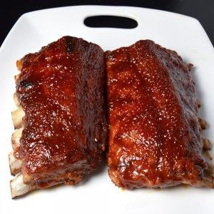 HOW TO MAKE BBQ RIBS IN THE OVEN                                                                                                                                                     More