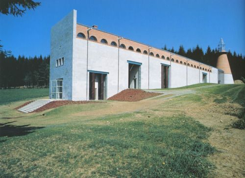 Centre d'Art Contemporain | Aldo Rossi