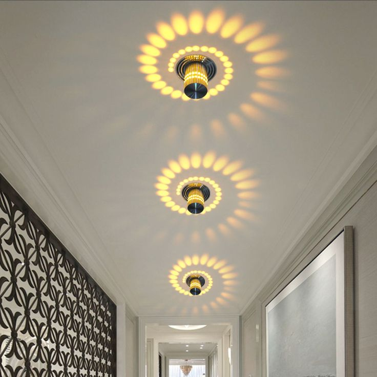 Modern led wall lamp whirl sconce aisle corridor lights downlight spotlight fixture aluminum sconce modern home tr