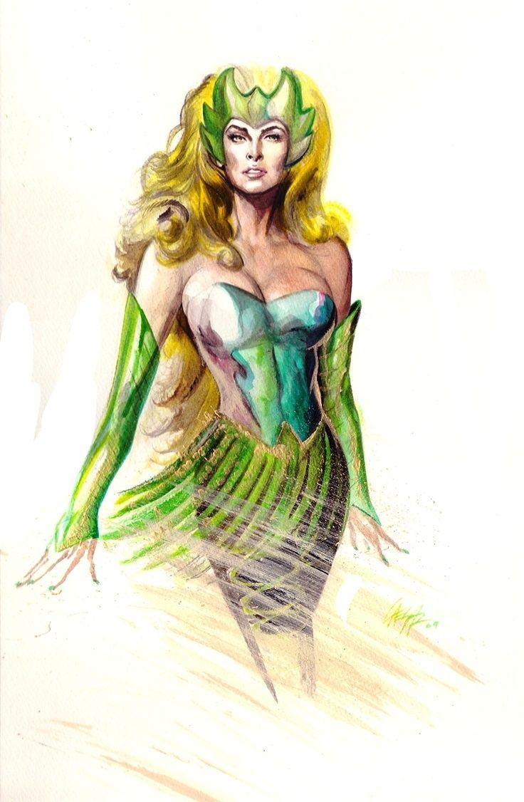 Amora Marvel | Enchantress