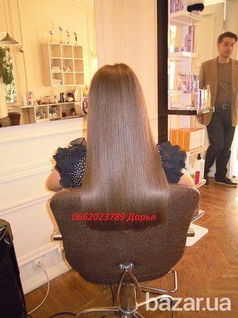 Кератиновое лечение/выпрямление волос. Акция 500гр любая длина! - Стрижки / наращивание волос Киев на Bazar.ua