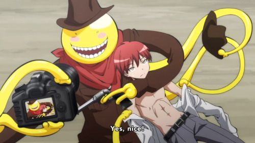 assassination classroom karma's cowboy - Google Search