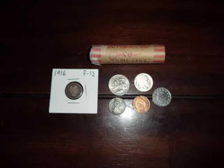 A very nice set of classic US coins for sale! Includes multiple old coins! Will accept offers as low as $8!
