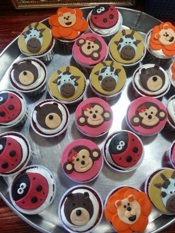 Cupcakes #circus theme